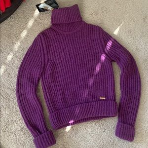 Dsquared wool sweater